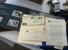 Vintage ChildFund letters, then Christian Children's Fund.  Circa 1968.