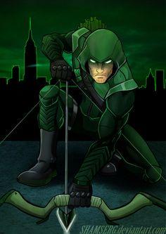 The Arrow by shamserg.deviantart.com on @deviantART