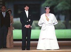 秋篠宮文仁親王妃紀子殿下の御成婚