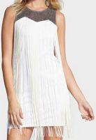 Nordstrom Fringe Dress