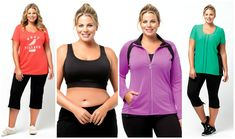 Where to Buy Plus Size Active Wear #plus #size #fit