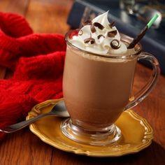 Creamy Mocha Hot Cocoa