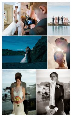 Tunnels Beaches Wedding photography by Michael Wells Photography