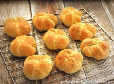 KAJZERKI Muffin, Cooking Recipes, Bread, Breakfast, Food, Breakfast Cafe, Meal, Brot, Muffins