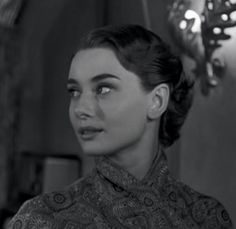 Audrey in 'Roman Holiday' 1953