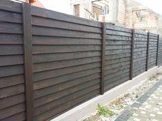 Garduri din lemn tip jaluzea | Garduri din lemn, Modele terase din lemn