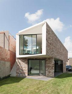 Fassadenfarbe einfamilienhaus  b70 House by Beyond Homes | maison | Pinterest | Fassadenfarbe ...