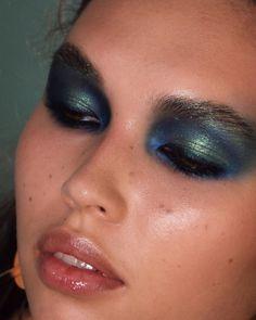 Edgy Eye Makeup, J Makeup, Punk Makeup, Unique Makeup, Eye Makeup Art, Makeup Goals, Girls Makeup, Makeup Inspo, Makeup Cosmetics