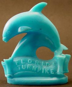 Wax Mold-a-rama souvenir (I love these and you can still sometimes find them around the state at zoos or musuems--like the miami zoo etc) Vintage Florida, Old Florida, State Of Florida, South Florida, Florida Home, Florida Living, Places In Florida, Visit Florida, Florida Travel