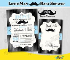 Printable little man baby shower package mustache baby shower printable baby blue and black little man baby shower package little man mustache baby shower filmwisefo