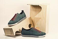 Designspiration — Sneaker/Shoe No.1 on the Behance Network