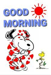 """Snoopy (Guten Morgen) When the """"New Perspective for Training"""" Report (translated in to Turkish) Good Morning Snoopy, Good Morning Funny, Good Morning Picture, Morning Pictures, Morning Humor, Good Morning Wishes, Morning Morning, Very Good Morning Images, Morning Pics"""