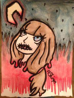 Bloodymoon girl