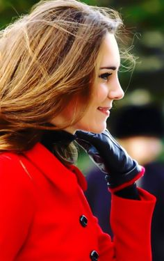 Duchess Catherine is the epitome of style and grace.♥