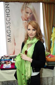 Jessica Chastain- Magaschoni