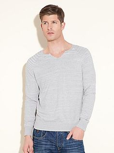 Shop guess sweaters for men at Guess.com today and be fashionable!Guess is known for their sexy, trendsetting and all american look with a touch of European. Check this item from their latest collection of guess sweaters for men. Worn alone or as a lightweight second layer, this V-neck sweater features modern details that set you apart.    Please visit: http://shop.guess.com/Catalog/Browse/Men/Sweaters%20_and_%20Sweatshirts/