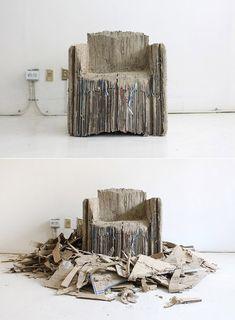 m bel aus pappe 75 originelle vorschl ge pappm bel pinterest karton. Black Bedroom Furniture Sets. Home Design Ideas
