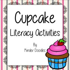Students will love practicing important literacy skills with this cute cupcake activity pack.  This set includes cards for a variety of games and activities to reinforce letter naming, reading word families, and reading sight words.  Work sheets and awards are included!  **Editable pages make it easy for your to customize the pages for your class.**You might also like:CVC & CVCe Interactive Notebook BundleNow I know my ABCsServing Up CVC WordsThank you!Linda