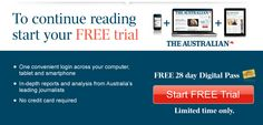 Free, branded online programs could be the best of all worlds | Story & Education Stories | The Australian(need to sign up for a free trial to view complete article)
