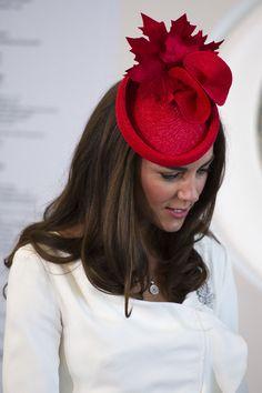 queen of fascinators. headbands, vintage hats. #headbands #fascinators #vintagehats http://www.camillesantiqueboutique.com/vintage-clothing--accessories.html