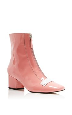 Double Delta Boots by DORATEYMUR for Preorder on Moda Operandi