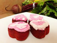 clean-red velvet cupcakes made with beets
