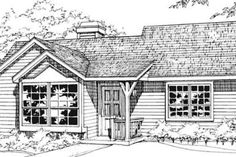 House Plan 320-324  1 bedroom & den.  Outside storage and patio.  Great floorplan 784 sq ft