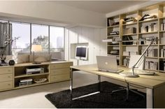 Home-Office-Design-Endearing-Images-On-Contemporary-Home-Office-Design-Home-12.jpg (1024×677)