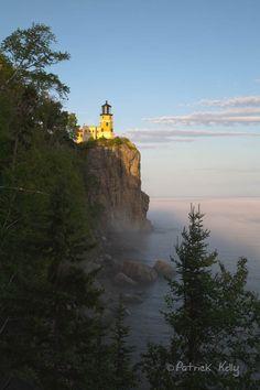 Split Rock Lighthouse ~ Duluth, Minnesota