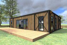 Tasman :: Cubular Container Buildings