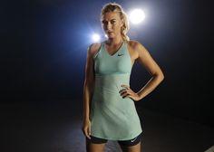 Así vestirá Nike a Sharapova, Serena Williams y Azarenka en el Open de Australia