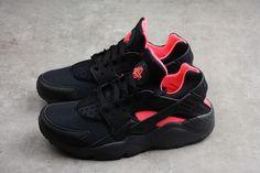 """promo code 537ad 3c21d Nike Air Huarache Run PRM """"ACG"""" Black Solar Red 318429-055"""
