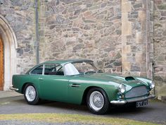 1960-61 Aston Martin DB4