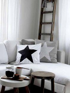 pillows star