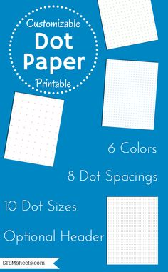 Isometric Dot Paper  Customizable And Printable  Math Stem