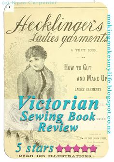 "Book Review: ""Hecklinger's Ladies' Garments"" by Chas..."