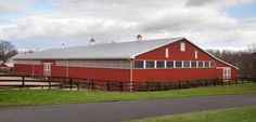 PA indoor riding arena