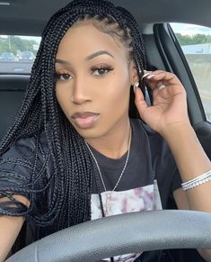37 Best Small Box Braids Hairstyles 2020 For Black Africans .- 37 Best Small Box Braids Hairstyles 2020 For Black Africans – – 37 Best Small Box Braids Hairstyles 2020 For Black Africans – – - Braided Hairstyles For Black Women Cornrows, Box Braids Hairstyles For Black Women, Black Girl Braids, African Braids Hairstyles, Braids For Black Women, Girls Braids, Braid Hairstyles, 2 Braids, Lemonade Braids Hairstyles