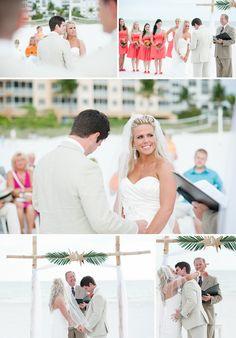 Jenny + Kullan's Wedding – Fort Myers, FL at the Pink Shell Beach Resort   Kyle Scharf Photography