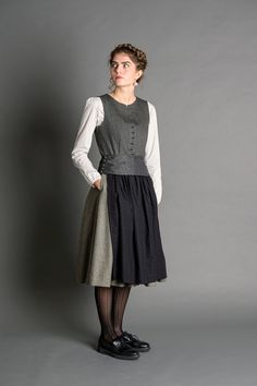 Folk Fashion, Couture, Rock, Refashion, Upcycle, Normcore, Inspiration, Outfits, Clothes