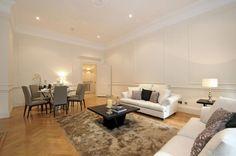 Reception room - Lowndes Square, London London Property, Reception Rooms, Reception Halls