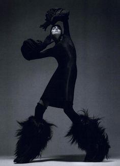 fuzzy • anja rubik pop ss 2011 editorial                                                                                                                                                      More