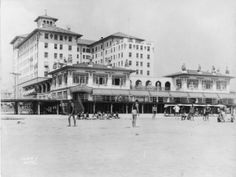 The Flanders Hotel in Ocean City circa 1925. Credit: Ocean City Historical Museum