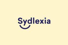 Logotype for Sydney Dyslexia's innovative new programme Sydlexia by BBDO Dubai