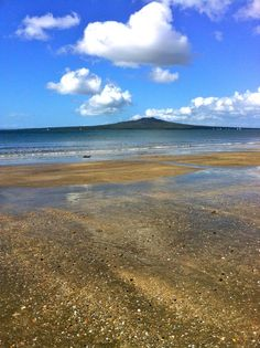 View of Rangitoto, Auckland  Of course our beloved Rangitoto, we see it everywhere we go on our Segway Tours.