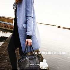 Cowboysbag | You're my catch of the day