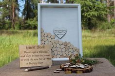 White Wedding Guest BookWedding Guest Book AlternativeGuest