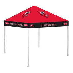 Western Kentucky Hilltoppers NCAA Ultimate Tailgate Canopy Replacement Top Only