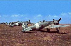 Macchi C.200, 92a Squadriglia, 8° Gruppo, 2° Stormo