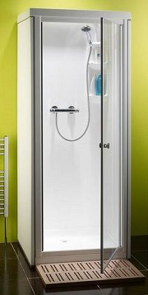 Kubex Kingston Compact....the Smallest Shower Cabin At Just 700mm X 705mm